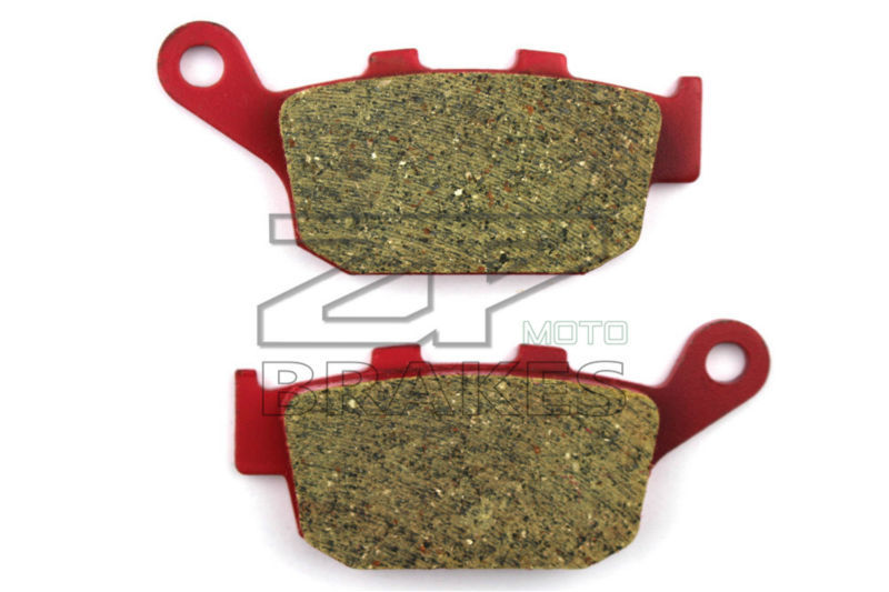 Motorcycle parts Brake Pads Fit HONDA CB500FA (ABS) 2013-2014 Rear OEM Red Ceramic Composite Free shipping